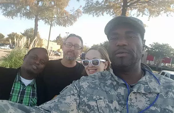 US Army veteran Ernest Walker went to his local Chili's restaurant for a hamburger. Instead, he was denied a meal ...