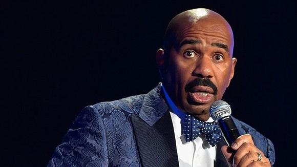 Steve Harvey to return to Harlem for talent revue.