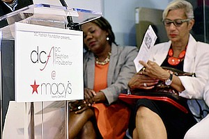 Business leaders celebrate new incubator program in D.C. (Courtesy photo)