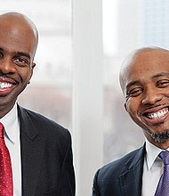 Gregory Minott and Troy Depeiza are co-founders of DREAM Collaborative, an architectural firm that works on residential and institutional design.