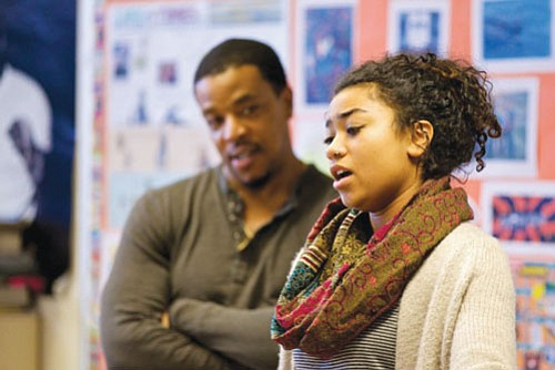 The August Wilson Red Door Project is bringing back its flagship student program, the August Wilson Monologue Competition