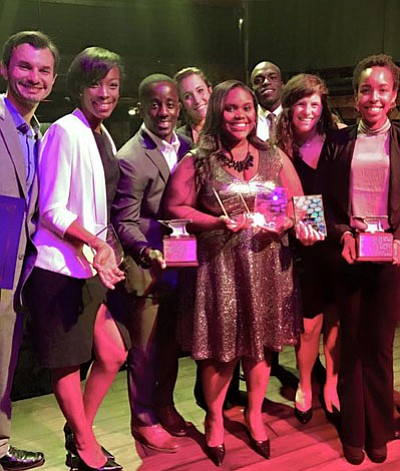 Wednesday, Nov. 9, 2016, Spears Group, a New Orleans-grown PR firm, won several awards at this year's New Orleans Chapter ...