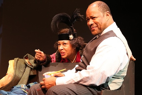 New Federal Theatre in association with the Castillo Theatre is celebrating the 125th birthday anniversary of Zora Neale Hurston with ...