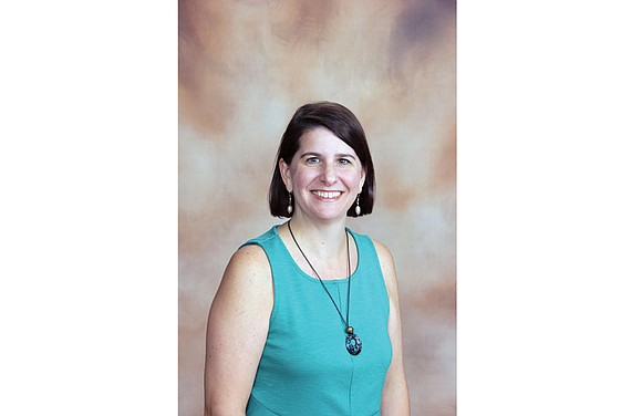 Clary W. Carleton, Richmond Public Schools 2017 Teacher of the Year, could be a prototype for encouraging students to use ...