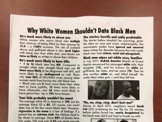 Dating a southern black man