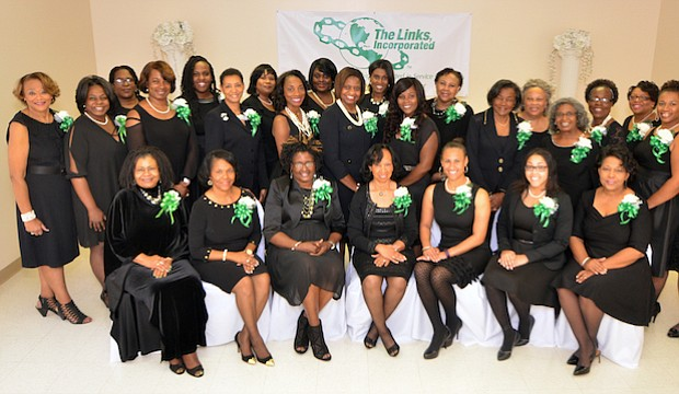 One year and counting! The Mississippi Roses Chapter of The Links, Incorporated celebrated its first anniversary on Nov. 5 at the David Beckly Conference Center on the campus of Rust College in Holly Springs, Mississippi. The chapter serves DeSoto, Marshall and Lafayette counties in Northern Mississippi. The Links, Incorporated is an international, not-for-profit corporation, established in 1946. The membership consists of nearly 14,000 professional women of color in 283 chapters located in 41 states, the District of Columbia and the Commonwealth of the Bahamas. It is one of the nation's oldest and largest volunteer service organizations of extraordinary women who are committed to enriching, sustaining and ensuring the culture and economic survival of African Americans and other persons of African ancestry. (Photo: Tyrone P. Easley)