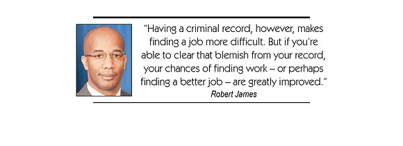 Having a criminal record makes finding a job more difficult. But if you're able to clear that blemish from your ...