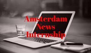 Amsterdam News Internship Promo