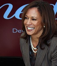 Kamala Harris is California's newest U.S. senator. (Courtesy of ca.gov)
