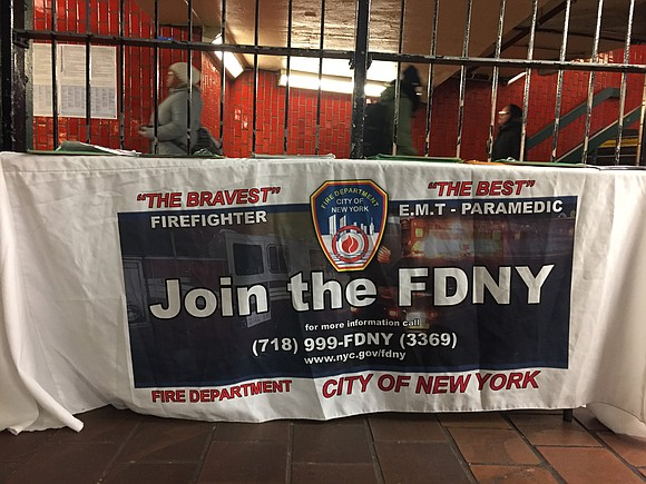 The FDNY has set out on a proactive mission to recruit more firefighters and EMTs in an active November campaign ...