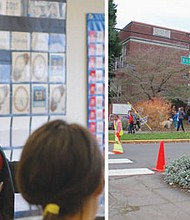 Portland School Board Member Julie Esparza Brown (left) has rallied and won support for a new school district policy to affirm the protection of civil liberties and the rights of all children enrolled in every classroom, including Beach School in north Portland (pictured), regardless of national origin or immigration status.