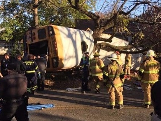 Six children killed in Chattanooga accident.