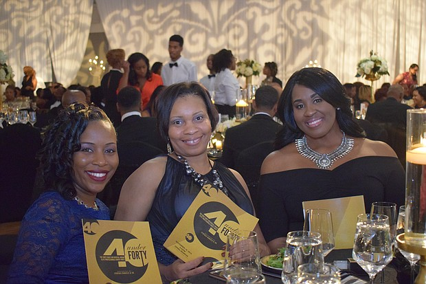 The salute to the first class of Top 40 Under 40 Urban Elite Professionals was held at Opera Memphis.
