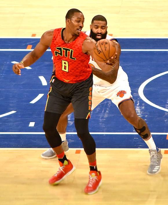 Atlanta Garden Of Bill Hudgins: Talk Of Triangle Eases As Knicks Begin To Gel