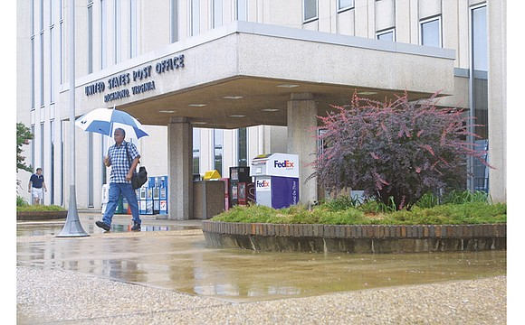 At least three supervisors in Richmond's Main Post Office appear to routinely change the time cards of letter carriers — ...