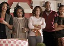 "From left to right: Kimberly Elise, Mo'Nique, Nicole Ari Parker, Danny Glover and Gabrielle Union star in ""Almost Christmas."" (Universal Pictures)"