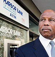 "Joseph Haskins, CEO of Harbor Bank, says the community is rallying around the ""Black Dollars Matter"" movement. (Courtesy photo)"