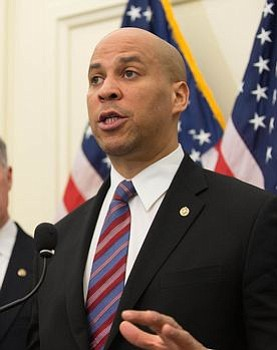 "New Jersey's senator Cory Booker slammed Presidential-elect Donald Trump's recent cabinet administration appointments, calling some of the appointees a ""setback"" ..."