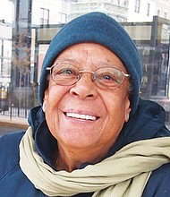 I miss rent control. Think some form of rent control has to come back. — Sarajean Coles, Retired, Roxbury