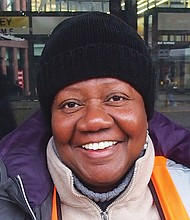 I think they should make more Section 8 certificates available. And they should bring back rent control. There's a majority of people who can't afford to live here. — Shirley Burton, Bus Monitor, Dorchester