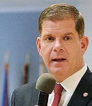 Mayor Martin Walsh has revised the Boston Resident Jobs Policy numbers to reflect the growing population of blacks, Latinos and Asians in Boston.