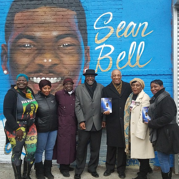 This past Friday, the day after Thanksgiving, Nov 25, 2016, the parents and former fiancé of Sean Bell celebrated the ...