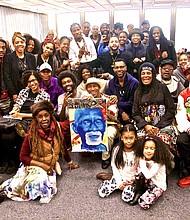 Dr. Sebi celebrated in Harlem
