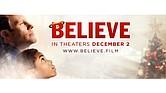 BELIEVE stars Ryan O'Quinn and Issac Ryan Brown.