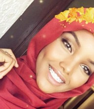 While most Americans were still recovering from Thanksgiving feast over the holiday weekend, Halima Aden was making history.