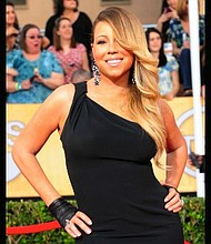 """To say that """"Mariah's World"""" is a predictable train wreck serves more as promotion than criticism. Yet even by the standards of reality docu-series, this E! showcase for pop diva Mariah Carey is pretty hilarious, especially with everything that's transpired since the point where the show's storytelling begins."""