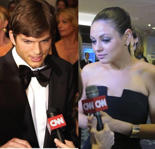 Mila Kunis And Ashton Kutcher Welcome A Baby Boy Houston