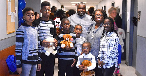 For the Paige family, Nov. 19 represented the final step in transforming their single-child family into a safe and caring ...