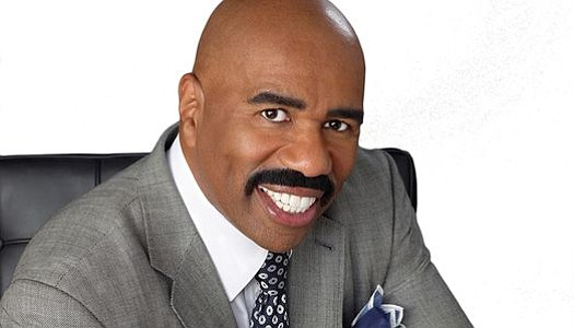 Steve Harvey has a lot on his plate these days.