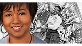 Dr. Mae C. Jemison, entrepreneur and the first Black woman to go to space