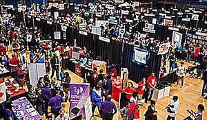 The upcoming EdFest at the D.C. Armory will help students and parents learn more about programs offered by DCPS. (Courtesy of dc.gov)