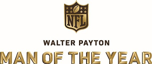 The NFL announced today the 32 team nominees for the WALTER PAYTON NFL MAN OF THE YEAR AWARD PRESENTED BY ...