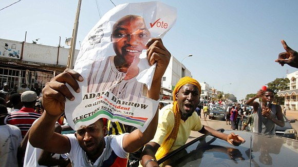 The prospect of another stolen election by the flamboyant President Yahya Jammeh took a surprise turn this week when the ...