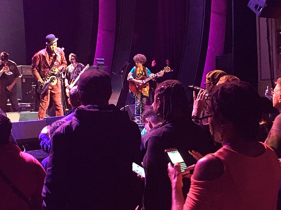 """The Apollo Theater is the most renowned music hall on the planet. So to say the recent celebration of """"Jimi ..."""