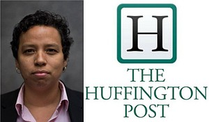 New Huffington Post Editor-in-Chief Lydia Polgreen (photo via thegrio.com)