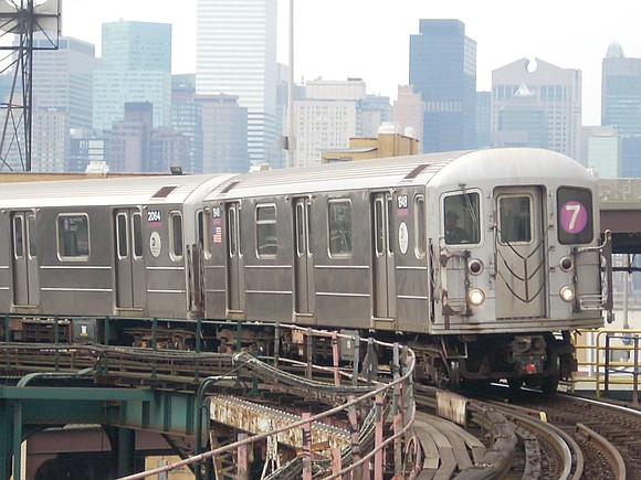 "I used to think I lived ""on a good line,"" a subway line that had relatively few delays, a line ..."