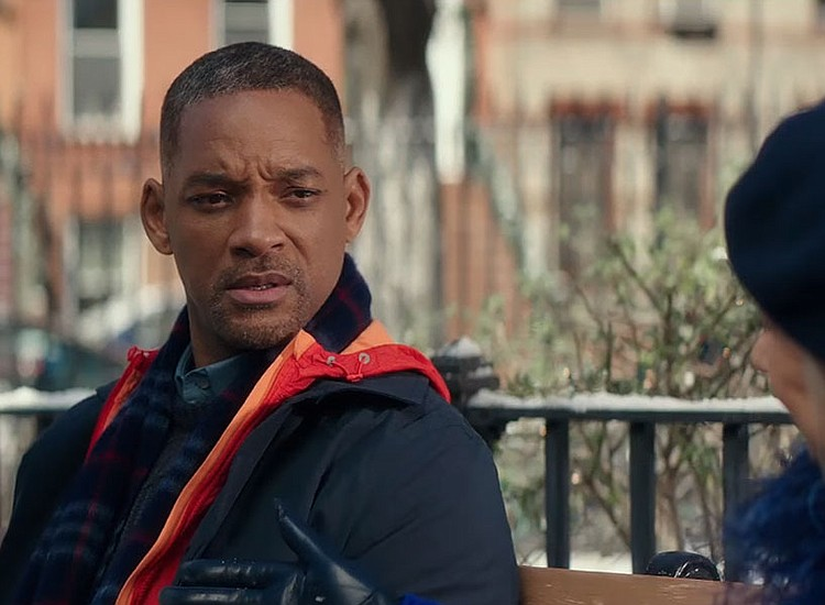 A Lion is stalking actor Will Smith