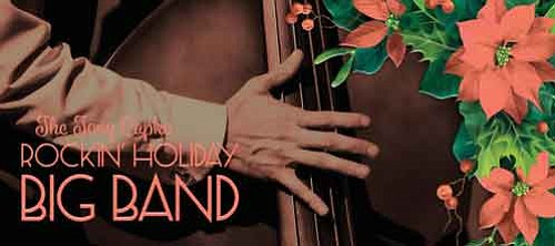 The Palmdale Playhouse is offering an assortment of holiday-themed concerts, continuing tomorrow evening with The Tony Capko Rockin' Holiday Big ...