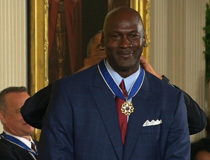 Michael Jordan just gained some serious ground in his battle with a Chinese sportswear company over the use of his ...