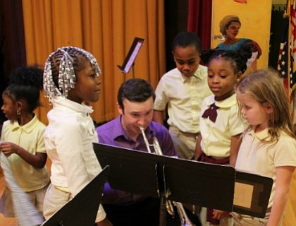 Young Audiences, the nation's largest arts-in-education provider, announced this morning a new partnership with The Peabody Institute to bring classical ...