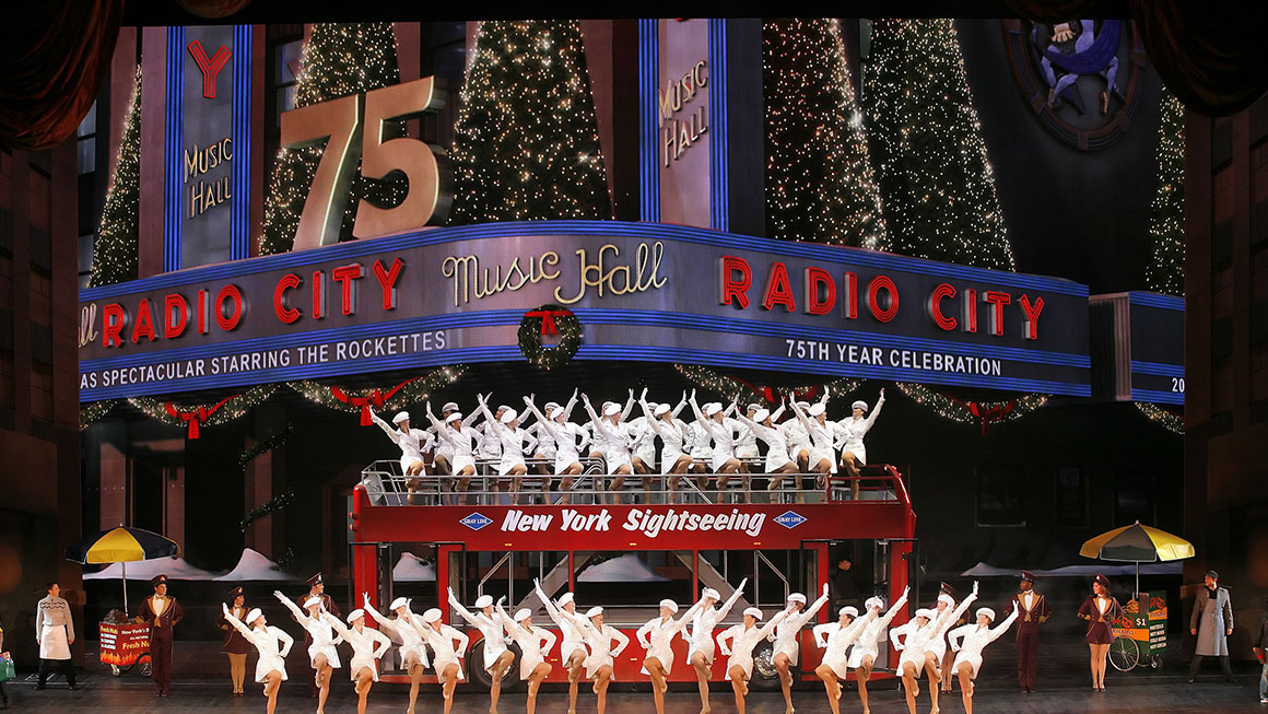 A family tradition is back at Radio City! | New York Amsterdam News ...