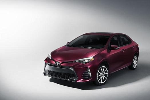 For the third year in a row, Toyota has topped the Insurance Institute for Highway Safety's (IIHS) annual list of ...