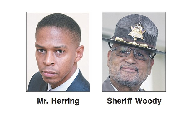 Richmond Commonwealth's Attorney Michael N. Herring and city Sheriff C.T. Woody Jr. already are gearing up to run for re-election ...