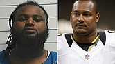 Cardell Hayes was convicted of manslaughter in the death of former New Orleans Saints star Will Smith.