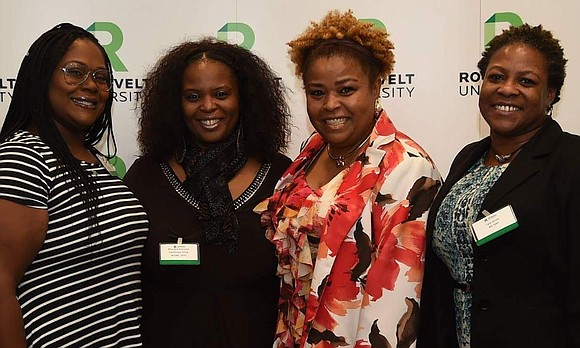 In commemoration of the legacy of the first Black mayor of Chicago, Roosevelt University South Side Alumni Chapter has named ...