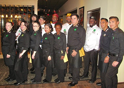 olive garden chefs and staff - Olive Garden Host Pay
